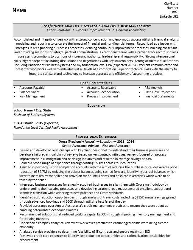 accounting analyst resume example tips senior cost account event excel template riverdale Resume Senior Cost Analyst Resume