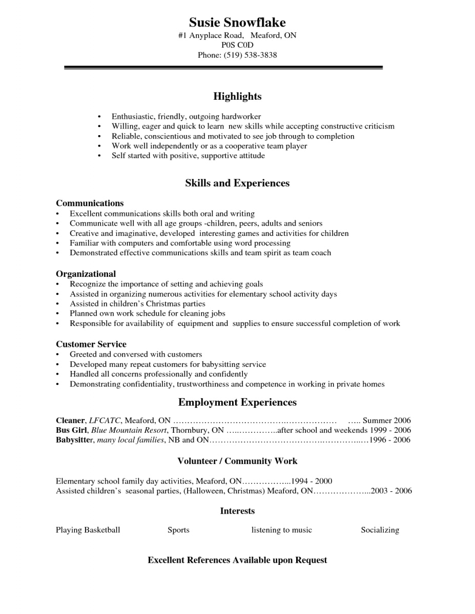 activity application resume and cover letter career studies glc2o if you have never had Resume Resume If You Have Never Had A Job
