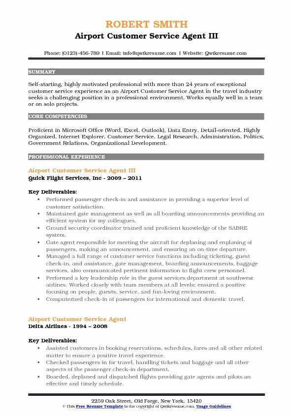 airline customer service resume awesome airport agent samples in guest collection sample Resume Collection Agent Resume Sample