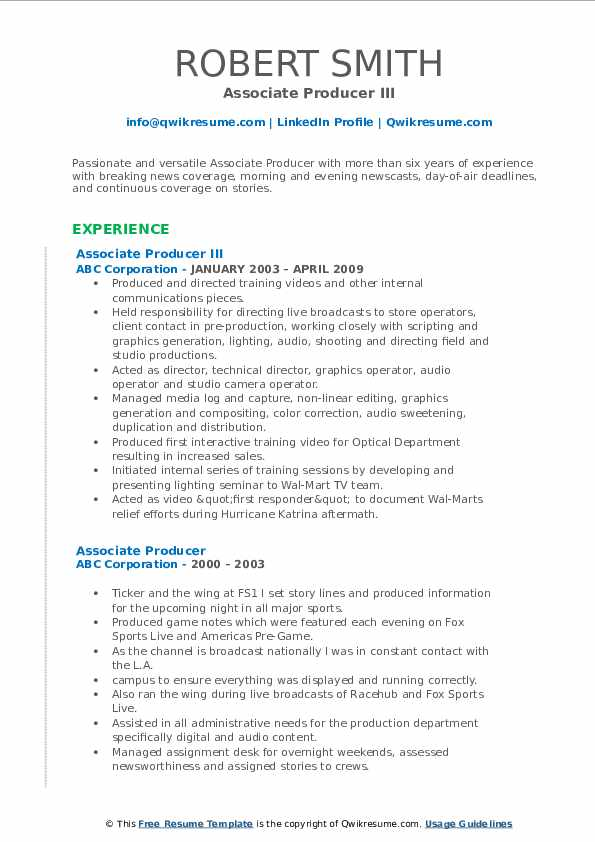 associate producer resume samples qwikresume independent music pdf best short summary for Resume Independent Music Producer Resume