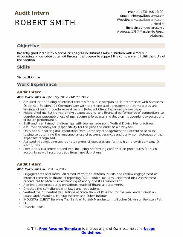 audit intern resume samples qwikresume description pdf great sailing verification Resume Audit Intern Resume Description
