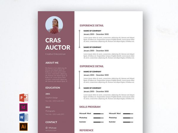 best column resume template free of resumekraft the professional 600x450 psychology Resume The Best Free Resume Template 2020