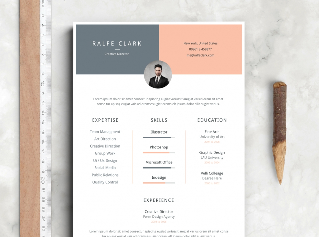 best free resume templates of template with attractice data analyst summary birthday psg Resume Resume Template With Picture Free Download