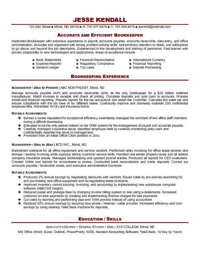 bookkeeper resume example snapchat critique vp engineering doctor of medicine skills for Resume Bookkeeper Resume Example
