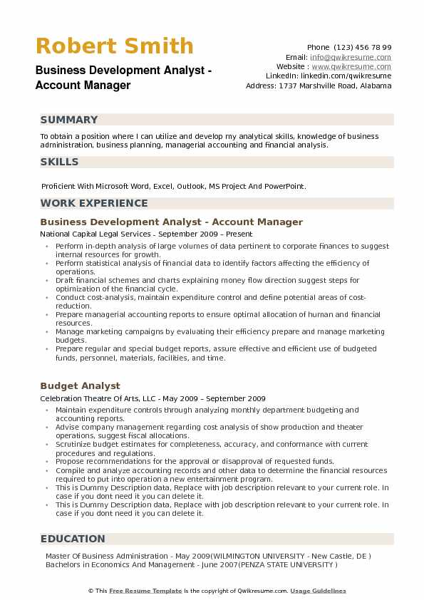 business development analyst resume samples qwikresume pdf administration job description Resume Business Development Analyst Resume