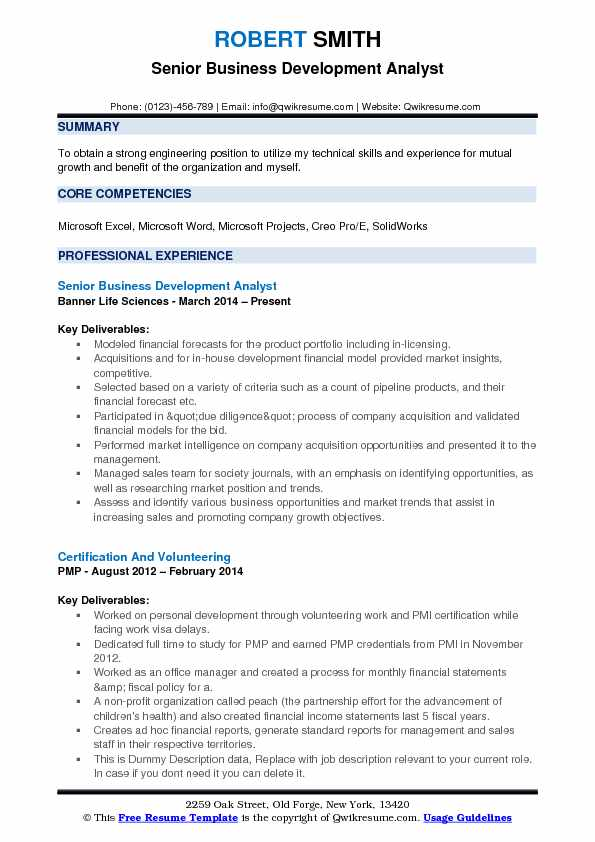 business development analyst resume samples qwikresume pdf please see attached best Resume Business Development Analyst Resume