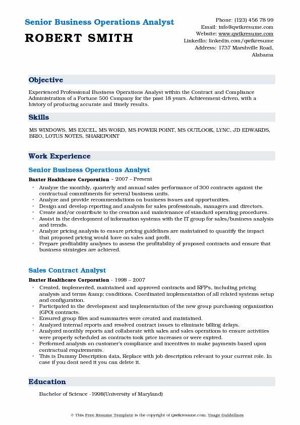 business operations analyst resume samples qwikresume best pdf funniest ever field of Resume Best Operations Analyst Resume