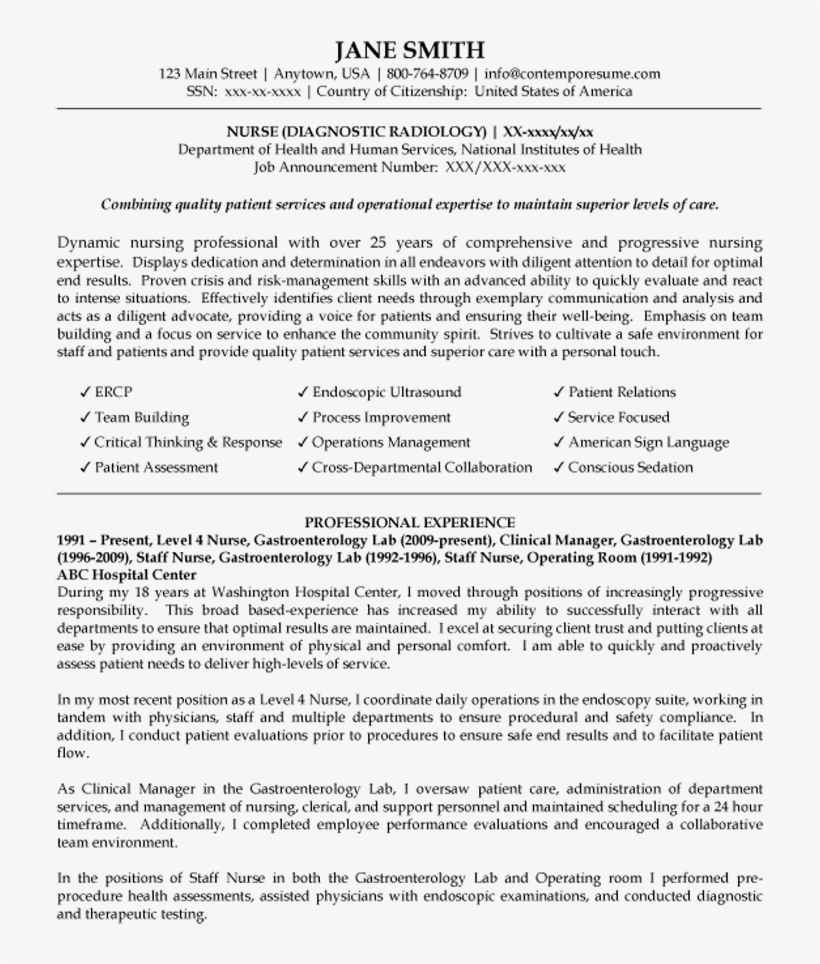 clinical experience on nursing google search resume samples transparent 800x1035 free Resume Quality Improvement Nurse Resume