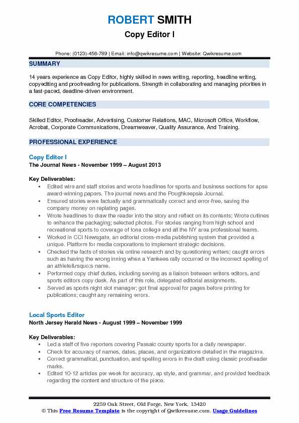 copy editor resume samples qwikresume freelance proofreader pdf for teaching job fresher Resume Freelance Proofreader Resume