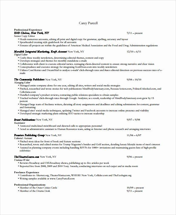 copy of resume format beautiful sample editor free documents in pdf word samples Resume Freelance Proofreader Resume