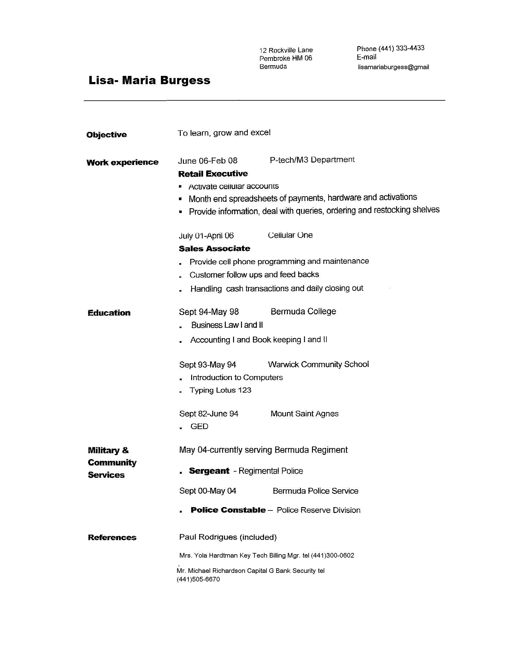 copy of resume format job template first multiple career examples free auto junior web Resume A Copy Of A Resume Format