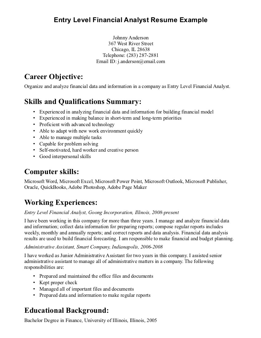 cover letter help objectives to write career objective resume examples for best server Resume Career Objective For Resume