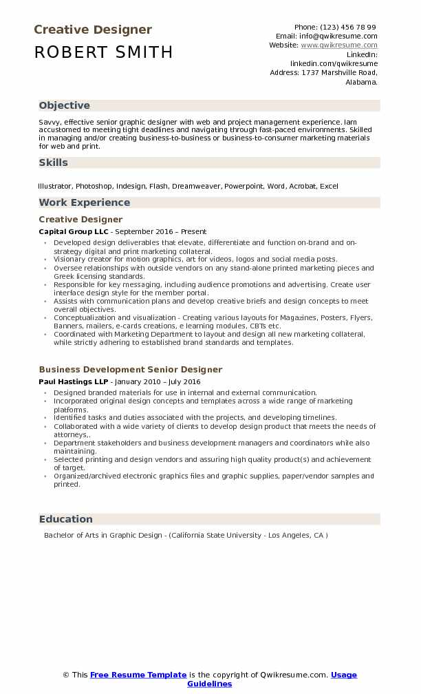 creative designer resume samples qwikresume objective pdf oracle 10g access manager Resume Designer Resume Objective