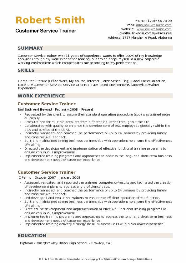 customer service trainer resume samples qwikresume good summary for pdf symantec endpoint Resume Good Customer Service Summary For Resume