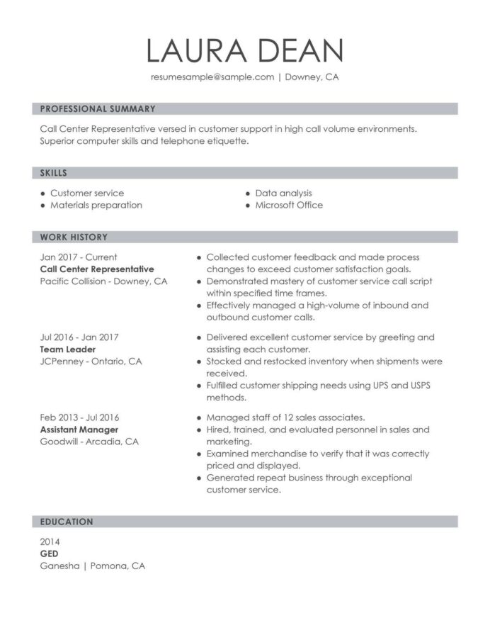 customize our customer representative resume example another word for service on call Resume Another Word For Customer Service On Resume