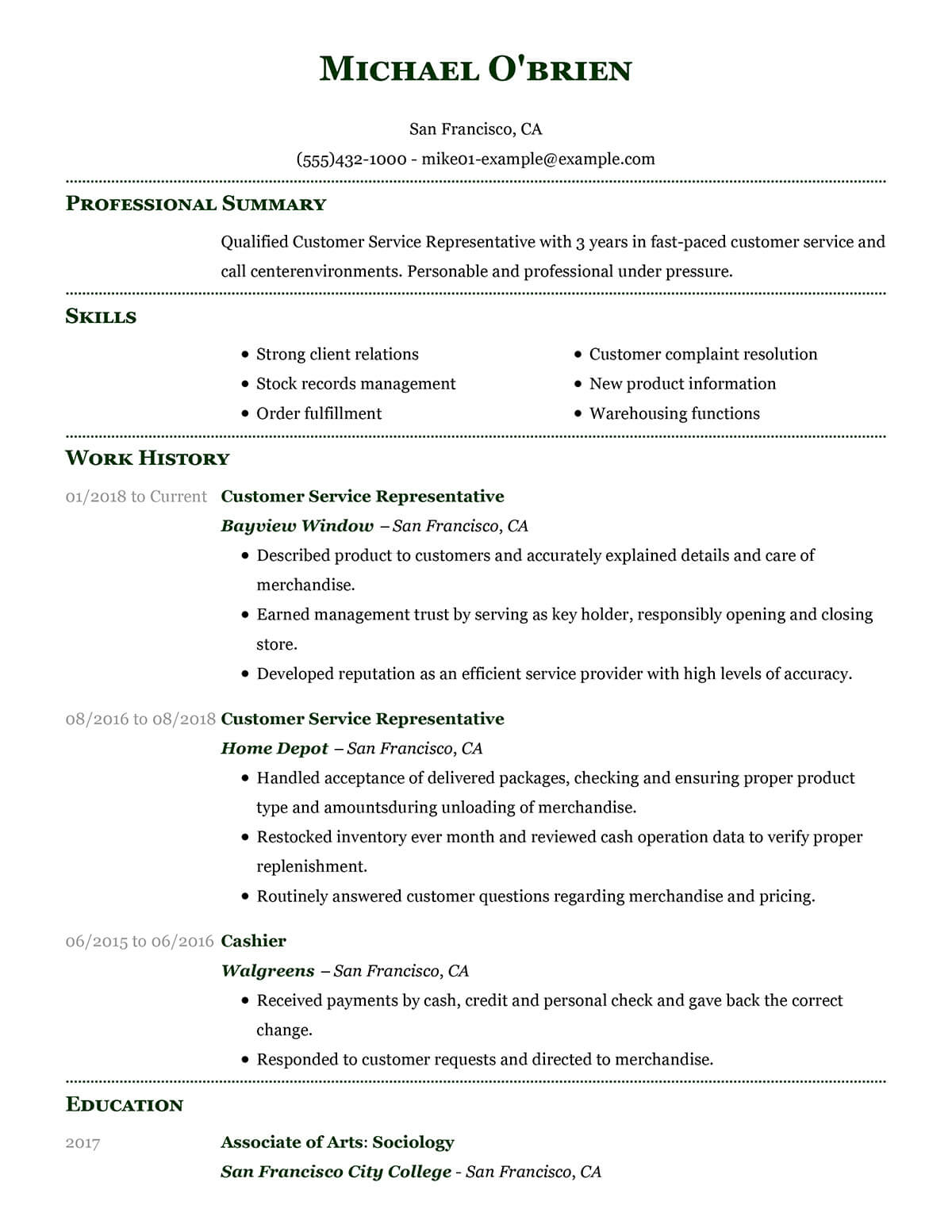 customize our customer representative resume example another word for service on sample Resume Another Word For Customer Service On Resume