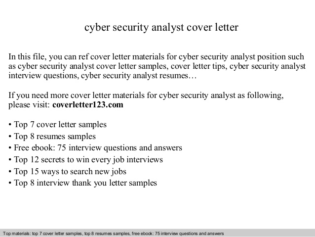 cyber security analyst cover letter junior resume teen job objective seeking position Resume Junior Cyber Security Analyst Resume