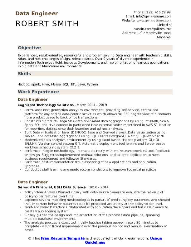 data engineer resume samples qwikresume entry level systems pdf jobfox service beginners Resume Entry Level Systems Engineer Resume