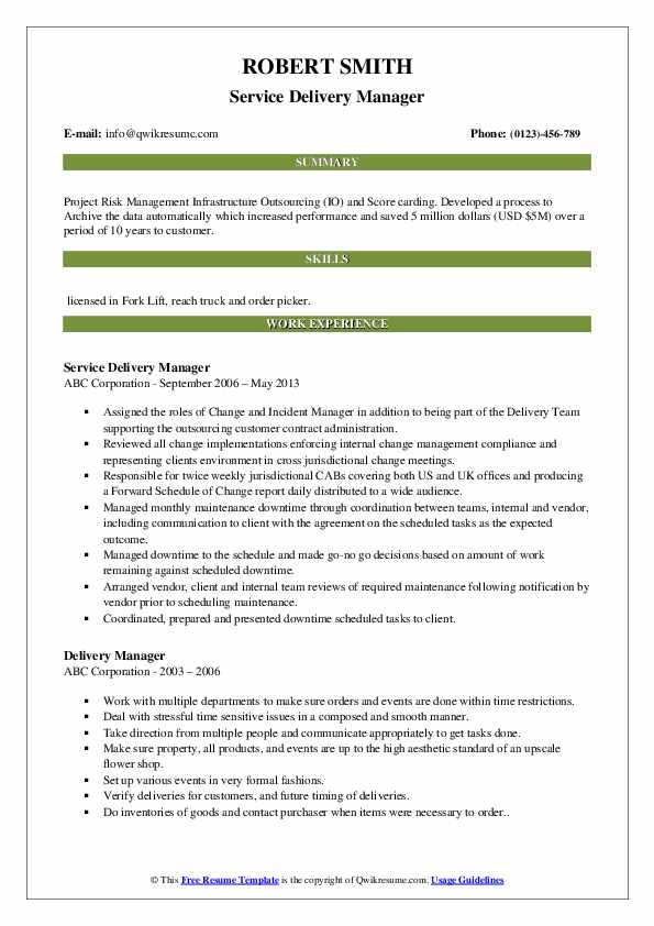 delivery manager resume samples qwikresume head sample pdf professional skills template Resume Delivery Head Resume Sample