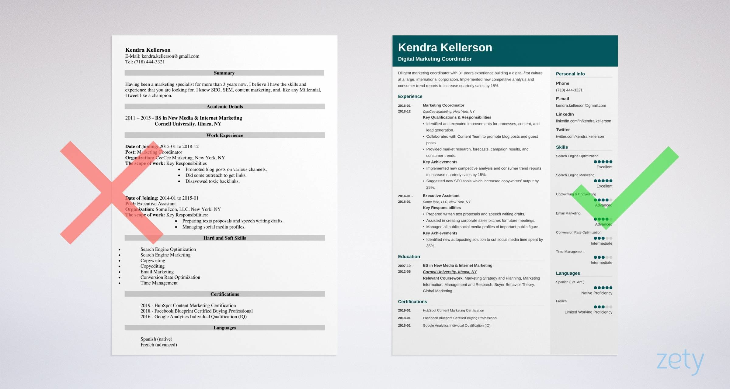 digital marketing resume examples guide best templates content example civil engineer Resume Content Marketing Resume
