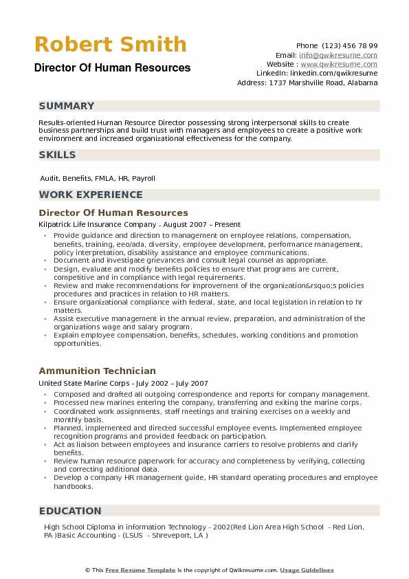 director of human resources resume samples qwikresume sample pdf professional summary for Resume Human Resources Director Resume Sample