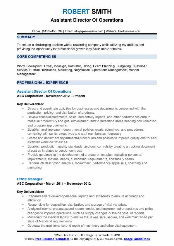 director of operations resume samples qwikresume examples pdf registered nurse objective Resume Director Of Operations Resume Examples