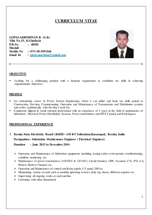 electrical engineer cv professional maintenance resume monster free review outline Resume Professional Electrical Maintenance Engineer Resume