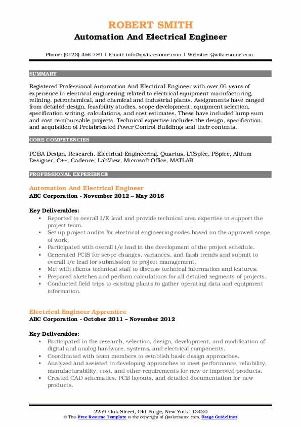 electrical engineer resume samples qwikresume system pdf sample pharmacy technician does Resume Electrical Power System Engineer Resume