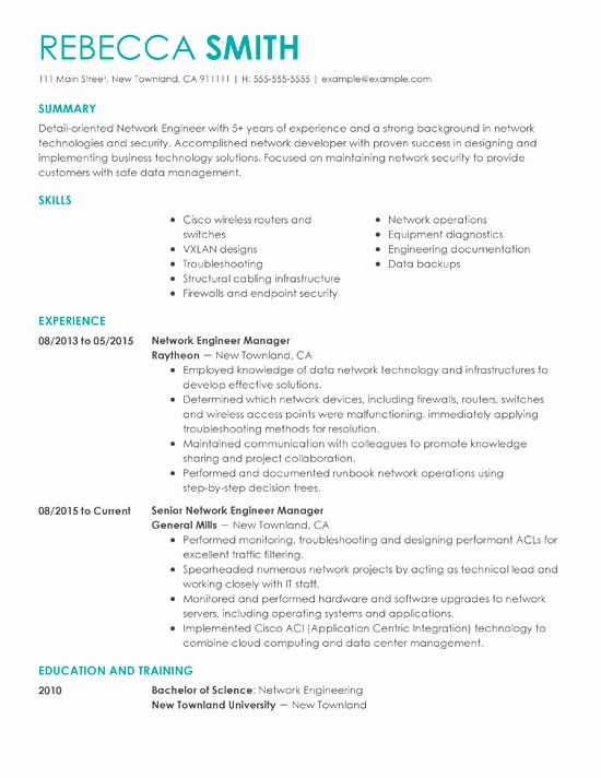 engineering manager resume examples unique samples for every job title industry in Resume Endpoint Security Engineer Resume