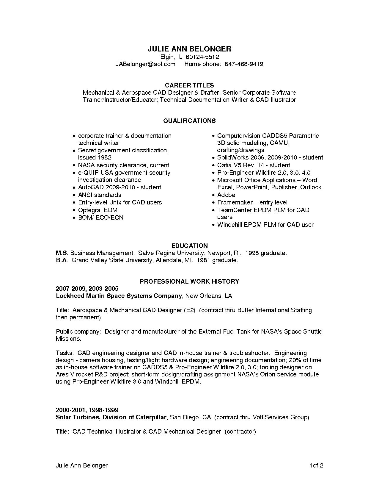 entry level autocad drafter resume best examples draftsman beautiful objective with Resume Autocad Draftsman Resume