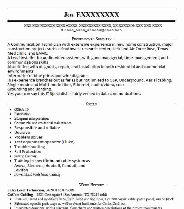 entry level hvac technician resume example northeast heating cooling wilmington academic Resume Entry Level Hvac Resume
