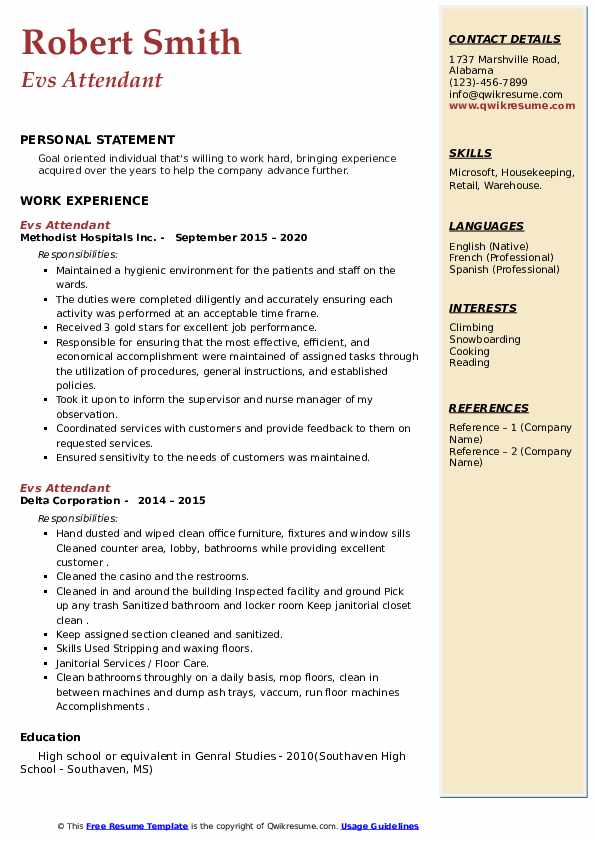 evs attendant resume samples qwikresume warehouse pdf of counselling psychologist cpc Resume Warehouse Attendant Resume