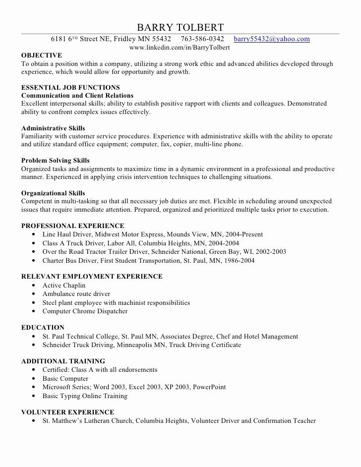 excel skills resume examples fresh amsauh in job section sample experience objective for Resume Sample Resume Excel Experience