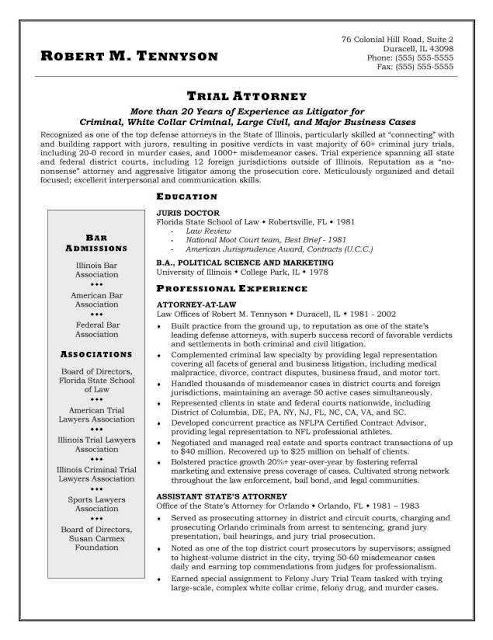 excellent resume for an attorney sample objective examples immigration keywords building Resume Immigration Attorney Resume Sample