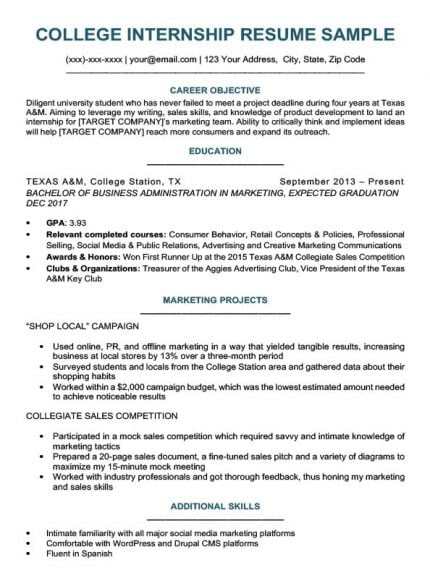 for school resume samples format sample high internship writers inc donna hargens does Resume Sample High School Resume For Internship