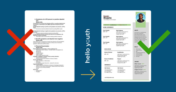 free cv templates for word the ultimate collection hello youth resume revamp someone Resume Resume Templates 2020 Word