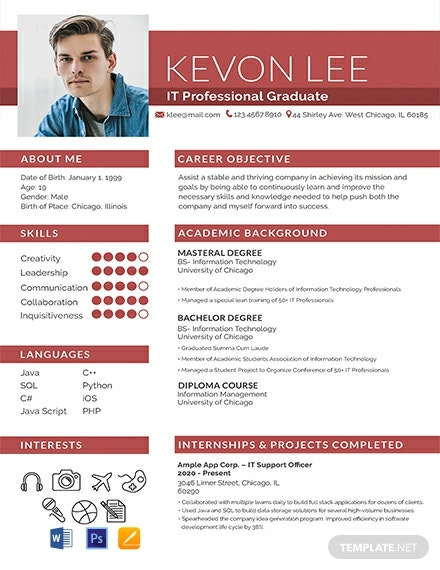 free photo resume templates word indesign apple publisher illustrator template net with Resume Free Resume Templates With Photograph
