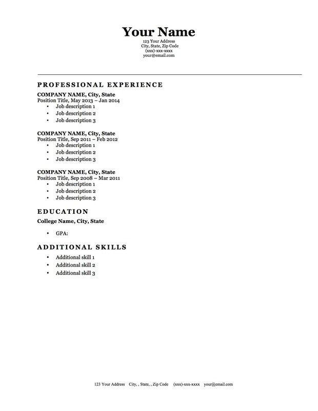 free resume references template word printable for service delivery manager cna sample Resume Template For References For Resume