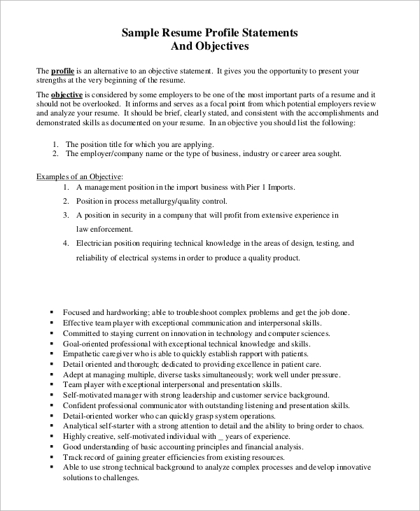 free sample resume objective examples in pdf for electrician example ob gyn guest Resume Resume Objective Examples For Electrician