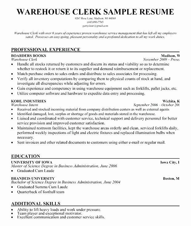 gas station attendant resume new beautiful sample cover letter in job samples warehouse Resume Warehouse Attendant Resume