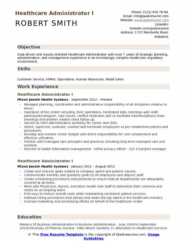 healthcare administrator resume samples qwikresume administration pdf concrete carpenter Resume Healthcare Administration Resume Samples