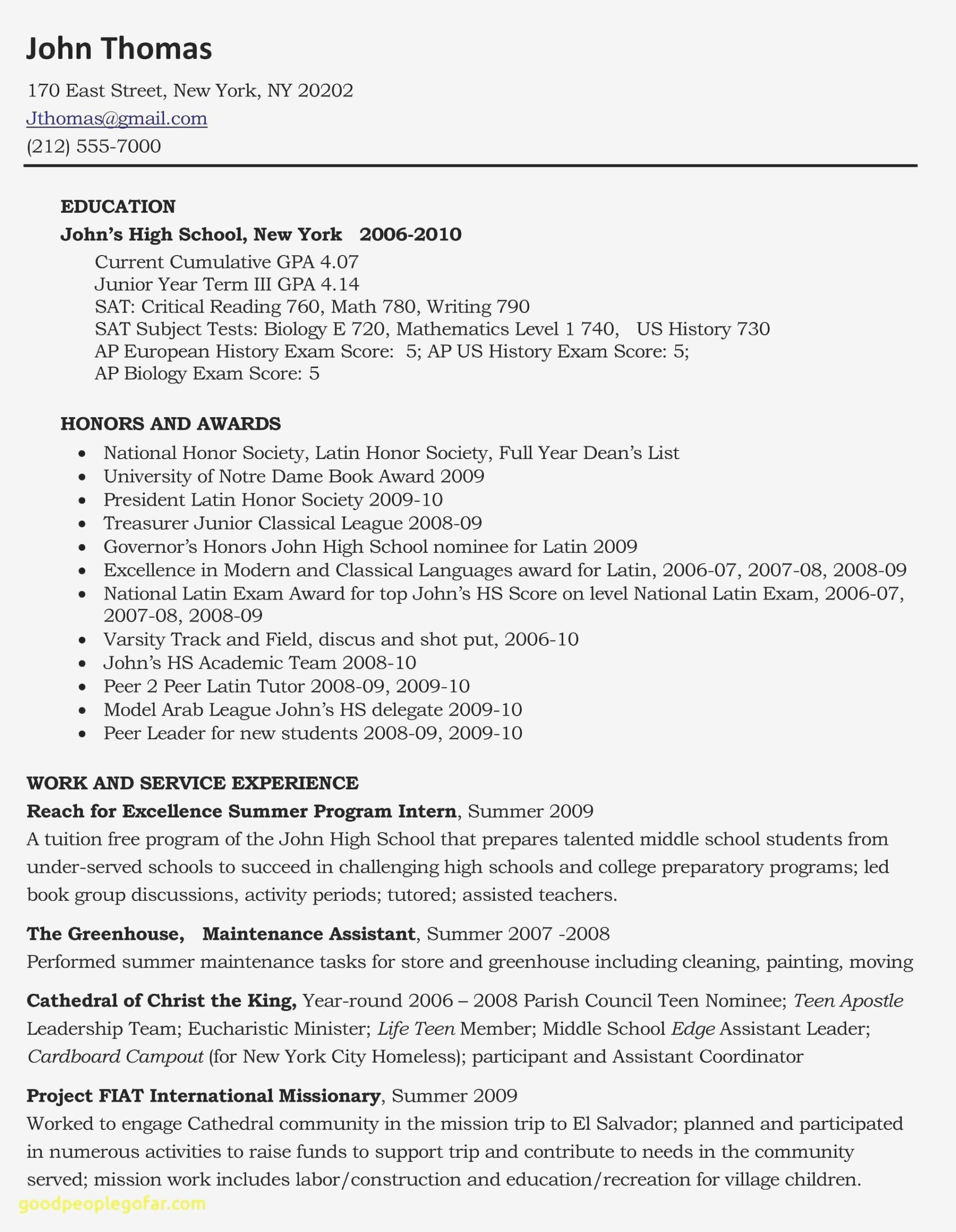high school resume skills best write for job writing services objective examples exam Resume Resume Writing For Exam