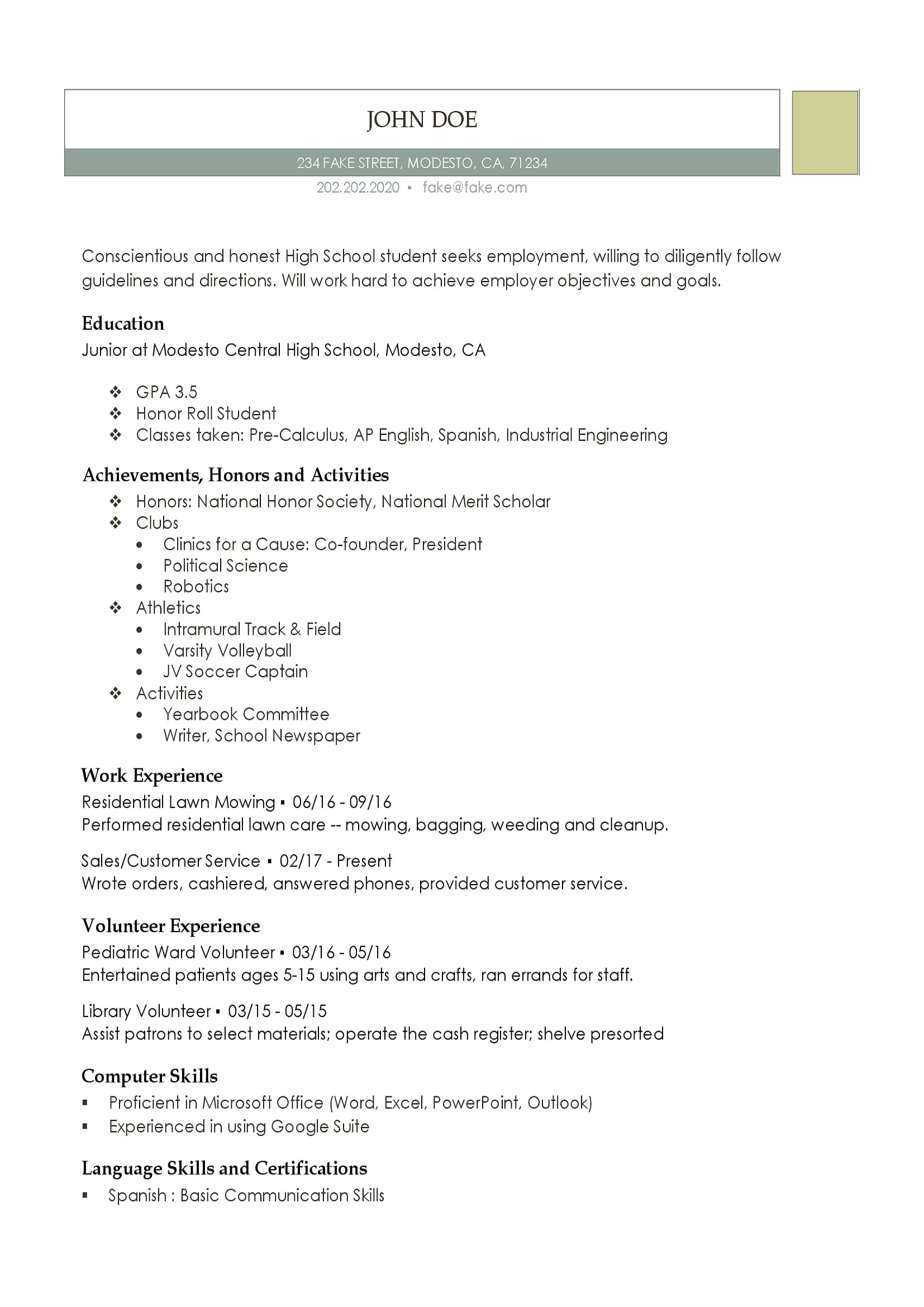 high school resume templates for students and teens help free premade document imaging Resume Resume Help For High School Students