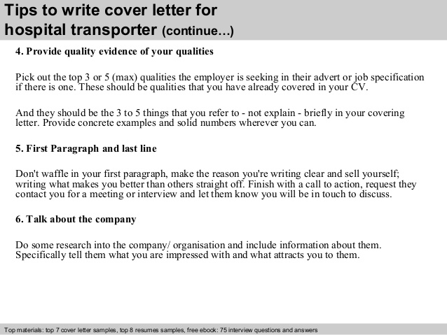 hospital transporter cover letter patient resume private equity examples office assistant Resume Patient Transporter Resume Cover Letter