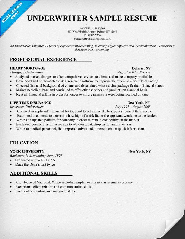 insurance underwriter job description for resume mortgage skills teacher examples free Resume Mortgage Underwriter Resume Skills