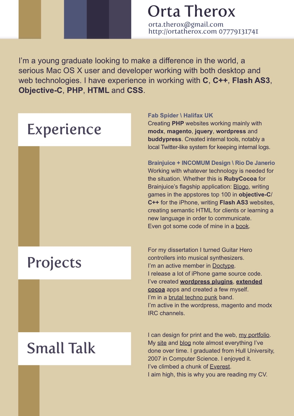 interviewing applying and getting your first job in ios artsy engineering resume if you Resume Resume If You Have Never Had A Job