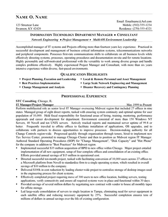 it consultant resume example consulting examples mckinsey ex network manager1a fast food Resume Consulting Resume Examples Mckinsey