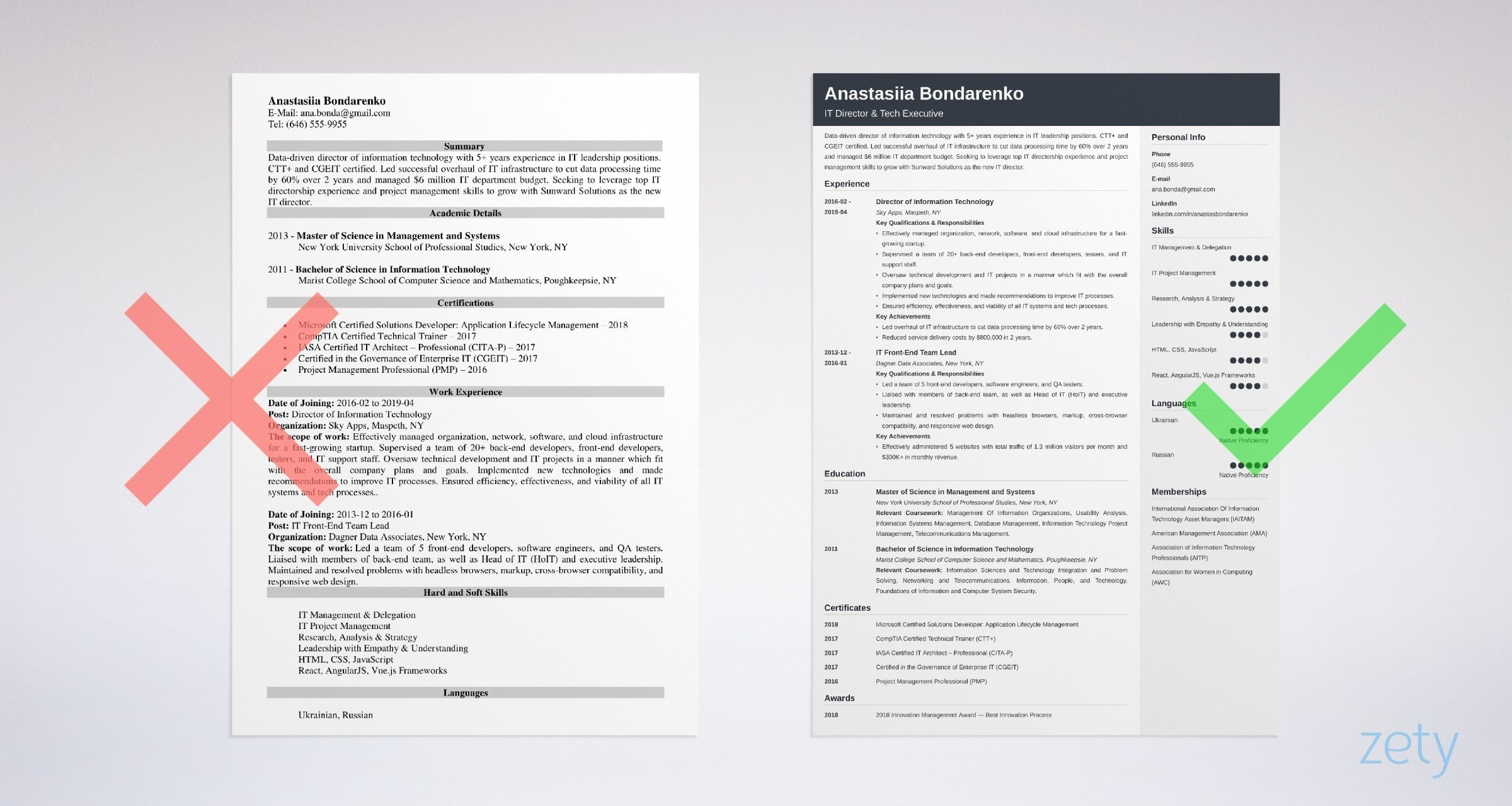 it director resume sample writing guide tips delivery head example transferable skills Resume Delivery Head Resume Sample