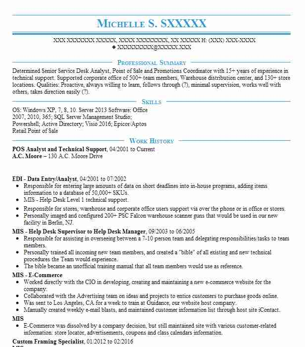 it pos support resume example forever technician sample boilermaker federal template word Resume Pos Technician Resume Sample