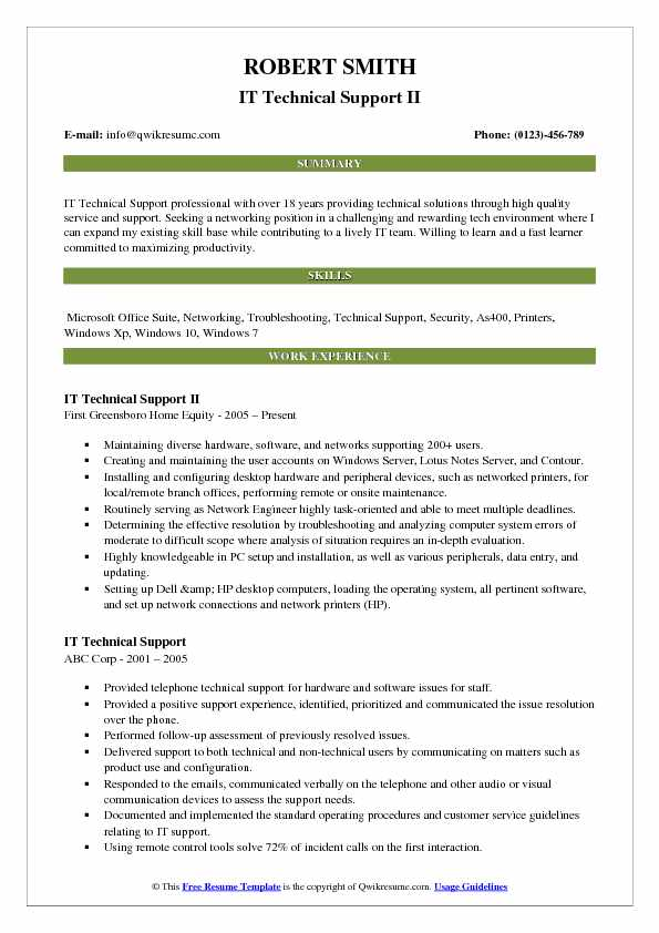 it technical support resume samples qwikresume summary pdf description for scjp certified Resume Technical Support Summary Resume